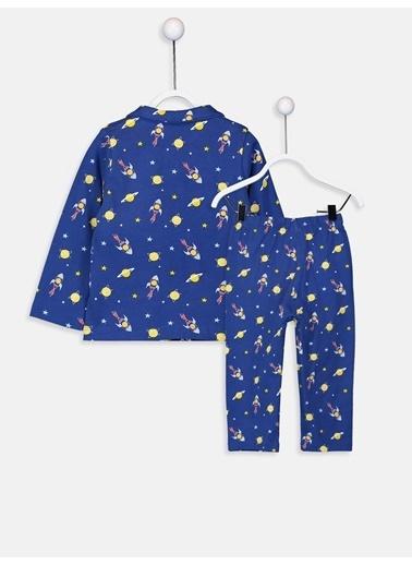 LC Waikiki Pijama Takım Saks